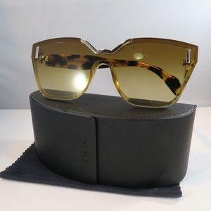 772c781e4eb Prada Accessories - Prada Women SHIELD 0PR16TS Light Yellow Sunglasses